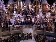 ..The Great Gatsby Set Photos - The Great Gatsby Movie Photos - House Beautiful..