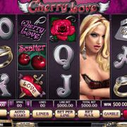 SCR888(SKY888) Malaysia Cherry Love Slot Game