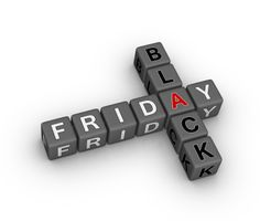 Black Friday is on !!!!