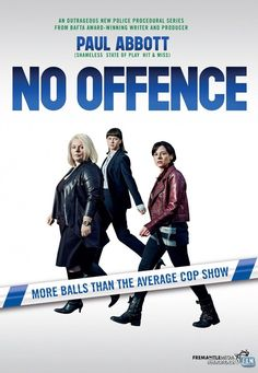 No Offence streaming (Sub-Ita) - Serie tv | Guardarefilm: http://www.guardarefilm.tv/serie-tv-streaming/8950-no-offence.html