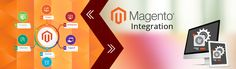Magento is highly recommended by several big players in the e-commerce industry and has been ruling since long now. Magneto's integration with ERP software enhances its credibility and make it easy for the growth of online businesses.  #magento_development_services