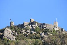 Castelo dos Mouros / Sintra /Portugal