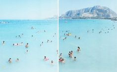 Massimo Vitali | Diptych spectacular
