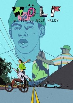 """Tyler, the creator """"WOLF"""" a film by Wolf Haley Rap Wallpaper, Iphone Background Wallpaper, Aesthetic Iphone Wallpaper, Aesthetic Wallpapers, Photo Wall Collage, Picture Wall, Tyler The Creator Fashion, Tyler The Creator Wallpaper, Mein Style"""