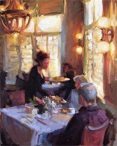 Bon Appetit by Shannon Smith Hughes