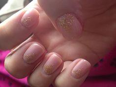 My new no chip nail design... Feeling classy