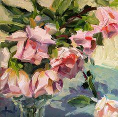 Rose Bouquet by lizaart, via Flickr