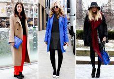 STREETSTYLE: NY FASHION WEEK   My Daily Style en stylelovely.com