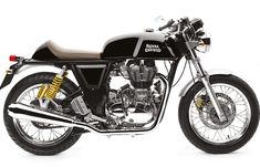 Royal Enfield Continental GT is great for short and fast rides.