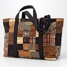 Donna Sharp Faith Quilted Patchwork Tote $70.00