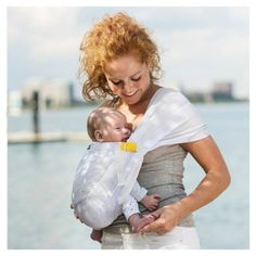 MINI SLING, the lightest baby carrier in the world Baby Sling, Mini, Products, Garment Bags, Babywearing, Summer Time, Shower, Birth, Water