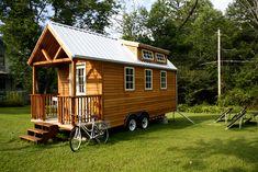 tiny house on wheels - Google zoeken