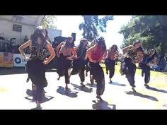 Lebanese Dabke - Lebnani  I wanna dance this with a group!!
