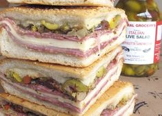What really makes New Orleans special is the food. From old-fashioned Creole favorites like gumbo and jambalaya to some of the country's best ethnic eats. New Orleans Vacation, Visit New Orleans, New Orleans Travel, Nola Vacation, Central Grocery New Orleans, Mardi Gras, Muffuletta Sandwich, New Orleans Recipes, New Orleans French Quarter
