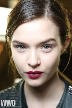 Lanvin Lip via Pat Mcgrath