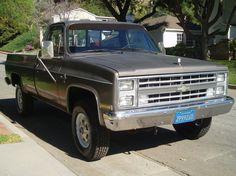 '85 Chevrolet K20