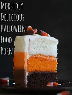 Morbidly Delicious Halloween Food Porn |Foodbeast