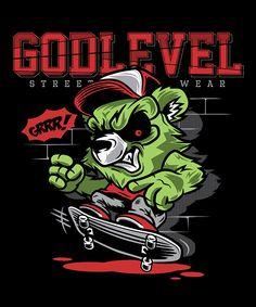 Graffiti Cartoons, Graffiti Characters, Vector Characters, Creative T Shirt Design, Shirt Print Design, Zombie Cartoon, Cartoon Art, Grim Reaper Art, Graffiti Piece