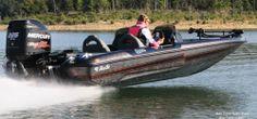 New 2013 - Bass Cat Boats - Cougar Advantage