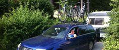 Unser Eriba Triton auf Deutschlandtour 2015