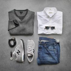 the latest trends in mens fashion and mens clothing styles - Men Clothes Styles Mode Outfits, Casual Outfits, Fashion Outfits, Fashion Trends, Mode Masculine, Stylish Men, Men Casual, Mode Man, Herren Outfit