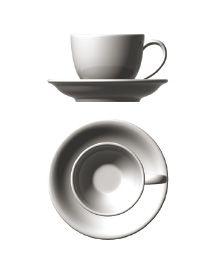 'Aroma' short coffee cup; Tazza caffè bassa, aroma