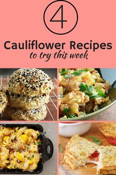 1366 best healthy food recipes images on pinterest cooking recipes 4 creative cauliflower recipes to try this week forumfinder Images