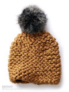 fd64d05831b Garter Knit Hat - Free Pattern