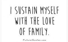 Family Quotes On Love
