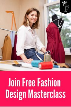 Free Training: How to Design clothes like a Fashion Designer in less than 30 minutes withOUT Going To A Fashion School(even if you are a complete beginner) Fashion Design Classes, Fashion Design Books, Fashion Design Portfolio, Dress Design Sketches, Fashion Design Sketches, Fashion Figure Drawing, Drawing Fashion, Fashion Illustration Poses, Fashion Desinger