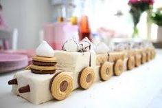 Bildresultat för glasståg Wooden Toys, Tractor Cakes, Food And Drink, Place Card Holders, Woman Clothing, Party, Baby Boy, Google, Wood Toys