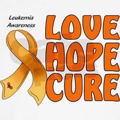 It is the start of leukemia awareness month. There was an urge made by a cancer society that there is a need for early detection if the disease has to be fought. Alzheimers Awareness, Cancer Awareness, Chronic Fatigue, Chronic Pain, Acute Lymphoblastic Leukemia, Relay For Life, Childhood Cancer, Awareness Ribbons, Autoimmune