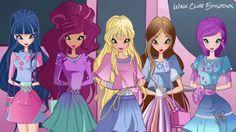 World of Winx [Gifs] - Winx Club Episódios Winx Club, Gifs, Bloom, Monster High, Disney Characters, Fictional Characters, Aurora Sleeping Beauty, Disney Princess, World
