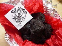 District 12 coal cookies