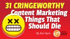 31 Cringeworthy Content Marketing Things That Should Die Marketing Report, Influencer Marketing, Content Marketing, Digital Marketing, Service Marketing, Stop Motion Photography, Feeling Wanted, Corporate Communication, Emotional Connection
