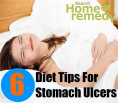 6 Diet Tips For Stomach Ulcers