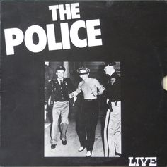 "LP, The #Police ""Live"" #bootleg (fall of 1979) - this is one of the best boots I have ever heared! Excellent stereo sound quality, very dynamic and the trio played an outstanding gig. It does not contain the complete concert but most of it, mostly songs from ""Regatta De Blanc"". Two songs had been re-released on the picture bootleg ""Wrapped Around The Cops"" in the early 90s.    Quelle: http://picasaweb.google.com"