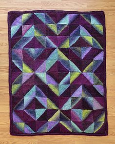 Quilt by Universal Yarn