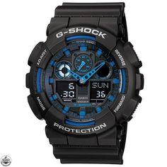 b9723020e0c Relógio Casio G-Shock Anadigi Masculino - Americanas.com Relógio Technos