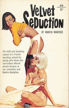 Velvet Seduction, Lesbian Pulp