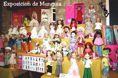 La Muñeca Nancy: EXPOSICIÓN DE NANCYS EN MUNGUIA