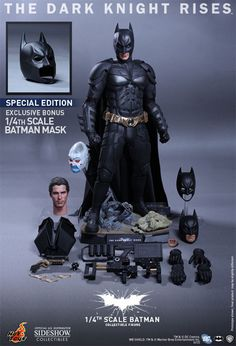 someone please buy me this. it's only like 500 dollars. i just want the christian bale attachment, especially.