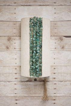 Ro Sham Beaux | Custom Lighting and Furnishing - Rachel Sea Nugget sconce