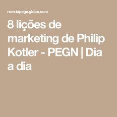 Obviedad que muchos comercios siguen decidiendo ignorar a diario 8 lies de marketing de philip kotler fandeluxe Images