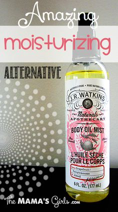 Awesome alternative to thick lotion, cause who is gonna put some thick lotion on in the summer ?