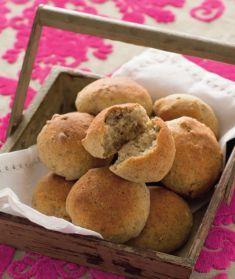 Panini di grano saraceno alle noci - Tutte le ricette dalla A alla Z - Cucina Naturale - Ricette, Menu, Diete
