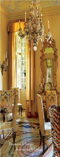 Home Interiors | Rosamaria G Frangini || European Luxury Style