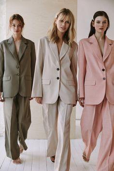 Fashion Poses, Suit Fashion, Look Fashion, Autumn Fashion, Fashion Outfits, Womens Fashion, Fashion Design, Fashion Trends, Fashion Editorials