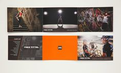 Panoramic Tri-Fold photos by Mike Tittel and design by Wonderful Machine. Wonderful Machine, Email Campaign, Marketing Materials, Organization, Tri Fold, Projects, Postcards, Design, Modern