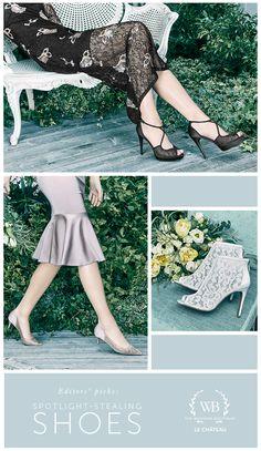 Editors' picks: Spotlight-Stealing Shoes